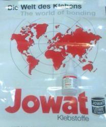 Клей цианакрилатный Jowat (Йоват) 975.68, 50гр